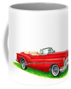 1953 Buick Skylark Convertible Coffee Mug