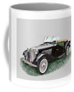 Mg T D 1953 Coffee Mug