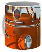 1954 Classic American Lafrance Type 700 Pumper Fire Engine Coffee Mug