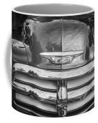 1955 Chevrolet First Series Bw Coffee Mug