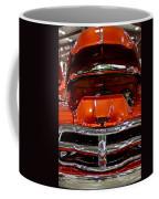 1955 Chevrolet Truck-american Classics-front View Coffee Mug