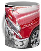 1955 Chevy Cherry Red Coffee Mug
