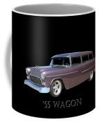 1955 Chevy Handyman Wagon Coffee Mug
