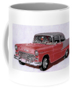 1955 Chevy Post Streeter Coffee Mug