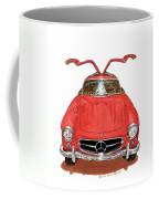 1955 Mercedes Benz 300 S L  Coffee Mug