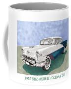 1955 Oldsmobile Holiday 88 Coffee Mug