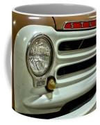 1955 Studebaker Headlight Grill Coffee Mug
