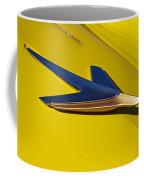 1955 Studebaker President Starlighter Hood Ornament Coffee Mug