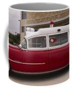1955 Superior Cadillac Passenger Ambulance Coffee Mug