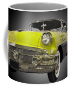1956 Buick Special Riviera Coupe-yellow Coffee Mug