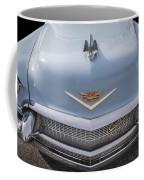 1956 Cadilac Sedan De Ville Smiling Coffee Mug