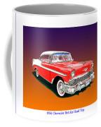 1956 Chevrolet Bel Air Ht Coffee Mug