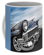 1956 Chevrolet With Blue Skies Coffee Mug