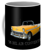 1956 Chevy Bel Air Convertible Coffee Mug