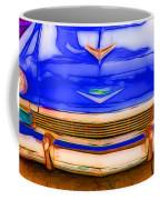 1956 Chevy - Blue Coffee Mug