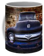 1956 Ford V8 Coffee Mug