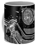 1957 Cadillac Coupe De Ville Headlight Coffee Mug