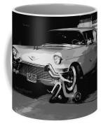 1957 Cadillac Coffee Mug