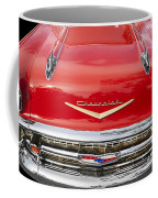 1957 Chevy Front End Coffee Mug