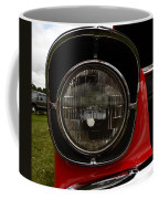 Old Car Headlight Coffee Mug