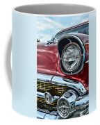 1957 Chevy - My Classic Car Coffee Mug