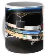 1957 Chevy Rear View Car Art Coffee Mug