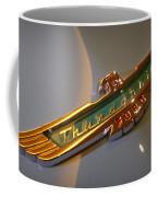 1957 Ford Thunderbird Emblem Coffee Mug