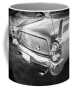 1957 Studebaker Golden Hawk Bw    Coffee Mug
