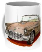 1957 Thunderbird Coffee Mug