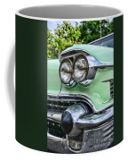 1958 Cadillac Headlights Coffee Mug