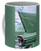 1958 Cadillac It's All In The Fin. Coffee Mug