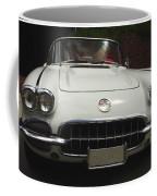 1958 Chevrolet Corvette Coffee Mug