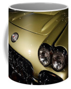 1958 Fancy Free Corvette J58s Coffee Mug