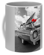 1959 Cadillac Tail Fins Coffee Mug