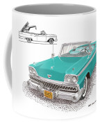 Retractable Hard Top Coffee Mug