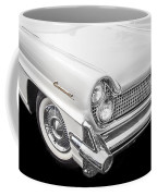 1959 Lincoln Continental Chrome Coffee Mug