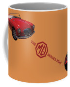 1959 Mg Series Mga Coffee Mug
