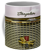 1960 Chrysler Windsor Hood Grill Coffee Mug