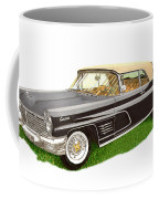 1960 Continental Convertible Coffee Mug