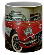 1960 Corvette Coffee Mug