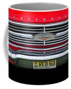 1960 Red Chevy Coffee Mug