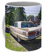 1960 Thunderbird 2 Coffee Mug