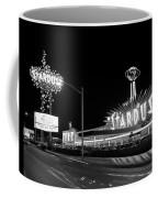 1960s Night Scene Of The Stardust Coffee Mug
