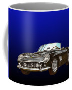 1961 Ferrari 250 G T California Coffee Mug