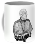 Sir Stirling Moss 1961 Ferrari G T 250 Coffee Mug