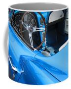 1963 Corvette Driver Approach Coffee Mug