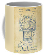 1963 Jukebox Patent Artwork - Vintage Coffee Mug