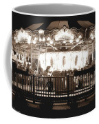 1964 Allan Herschell Carousel Coffee Mug