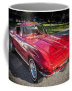 1964 Chevy Corvette Coupe  Coffee Mug