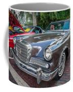 1964 Studebaker Golden Hawk Gt Painted Coffee Mug